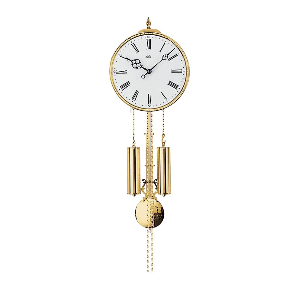 Modern grandfather clock - Stylish pendulum wall clock ...