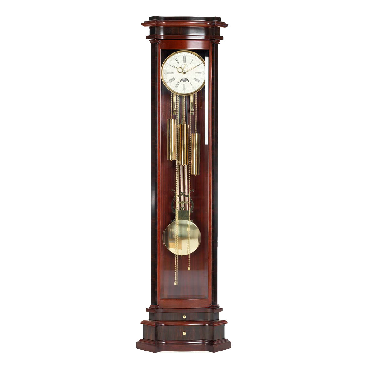 AADAN Grandfather Floor Clock
