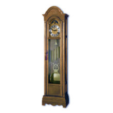 CAVENDISH-Walnut Grandfather Floor Clock