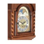 CORINTHIAN-Walnut Grandmother Floor Clock
