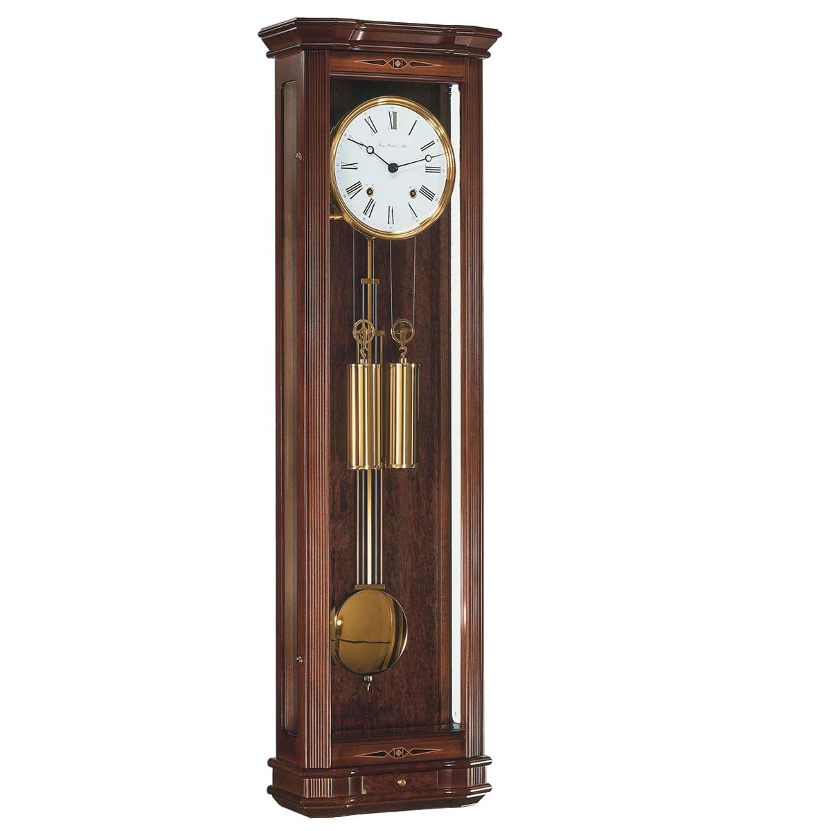 Hermle CLAPHAM 70617-030058-Regulator Wall Clock