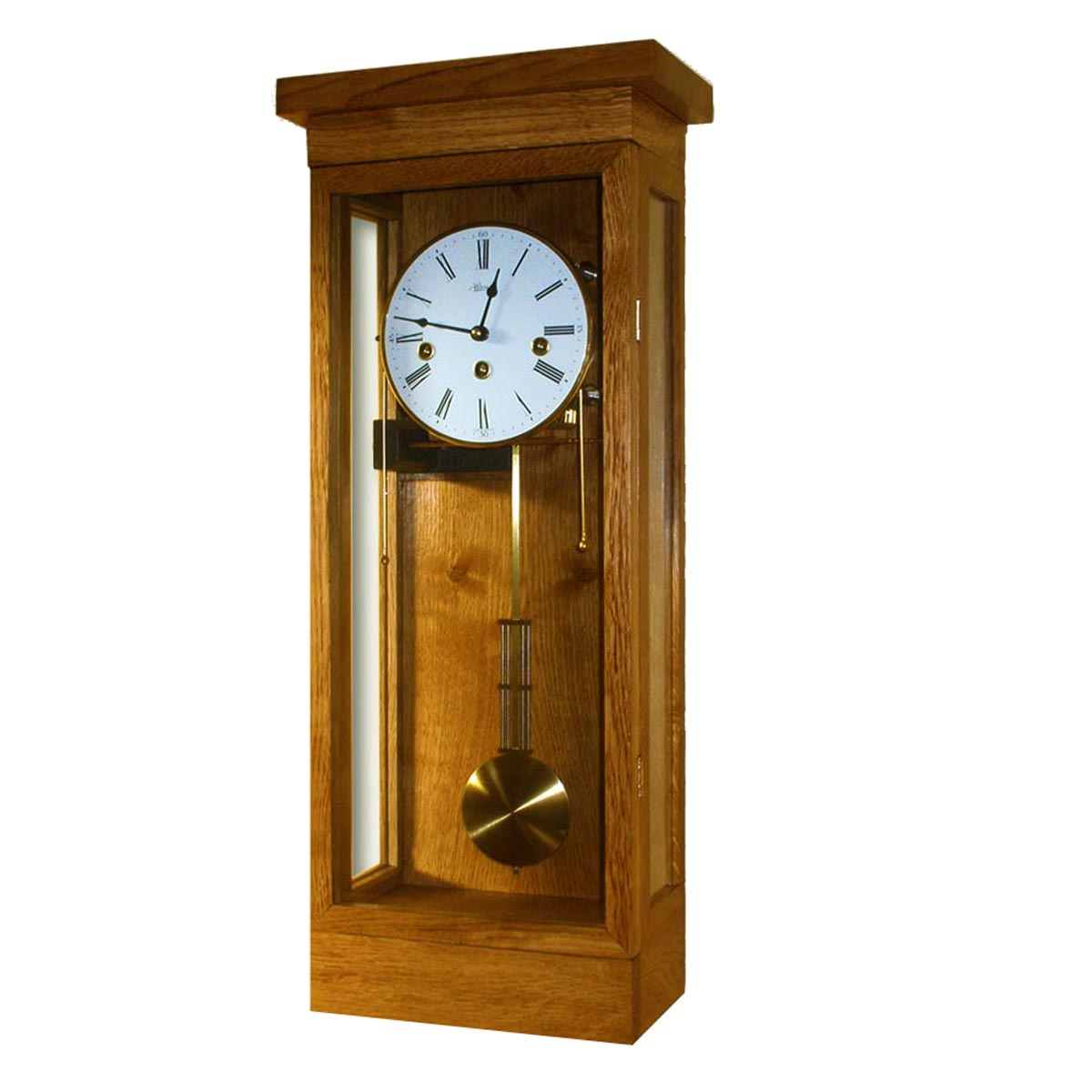 FORDEL Regulator Wall Clock