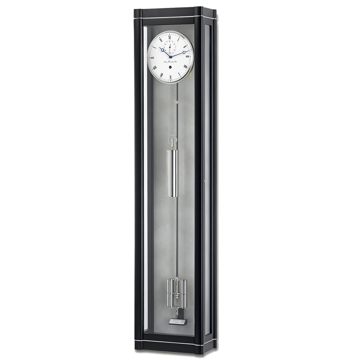 Hermle KINGSLAND-70961-740761 Regulator Wall Clock