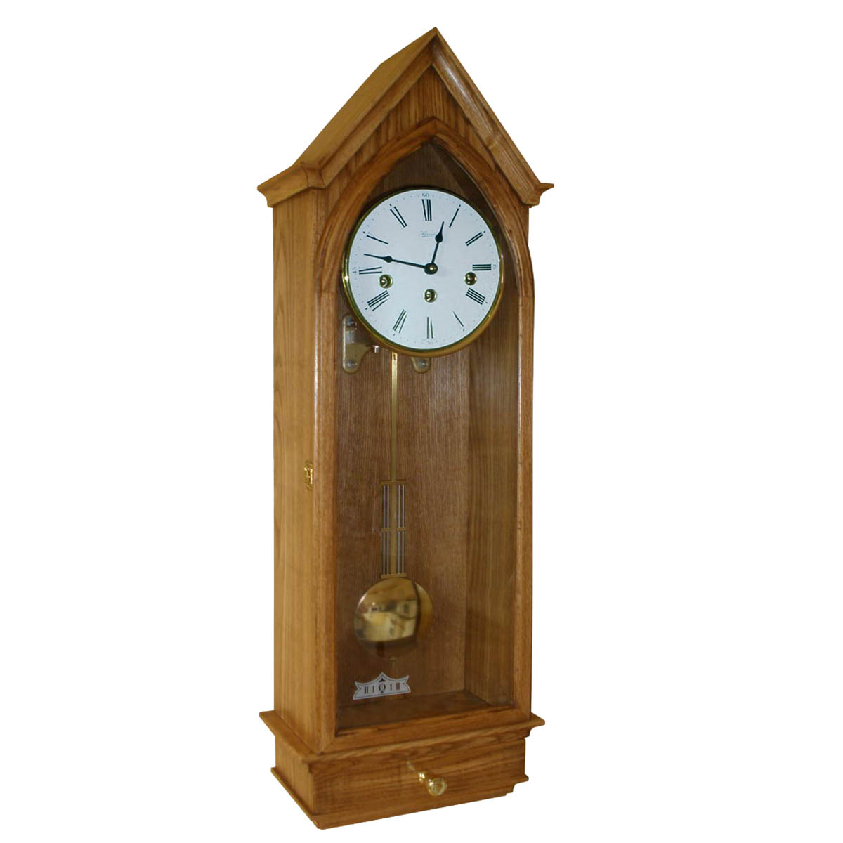 MURKIRK Regulator Wall Clock