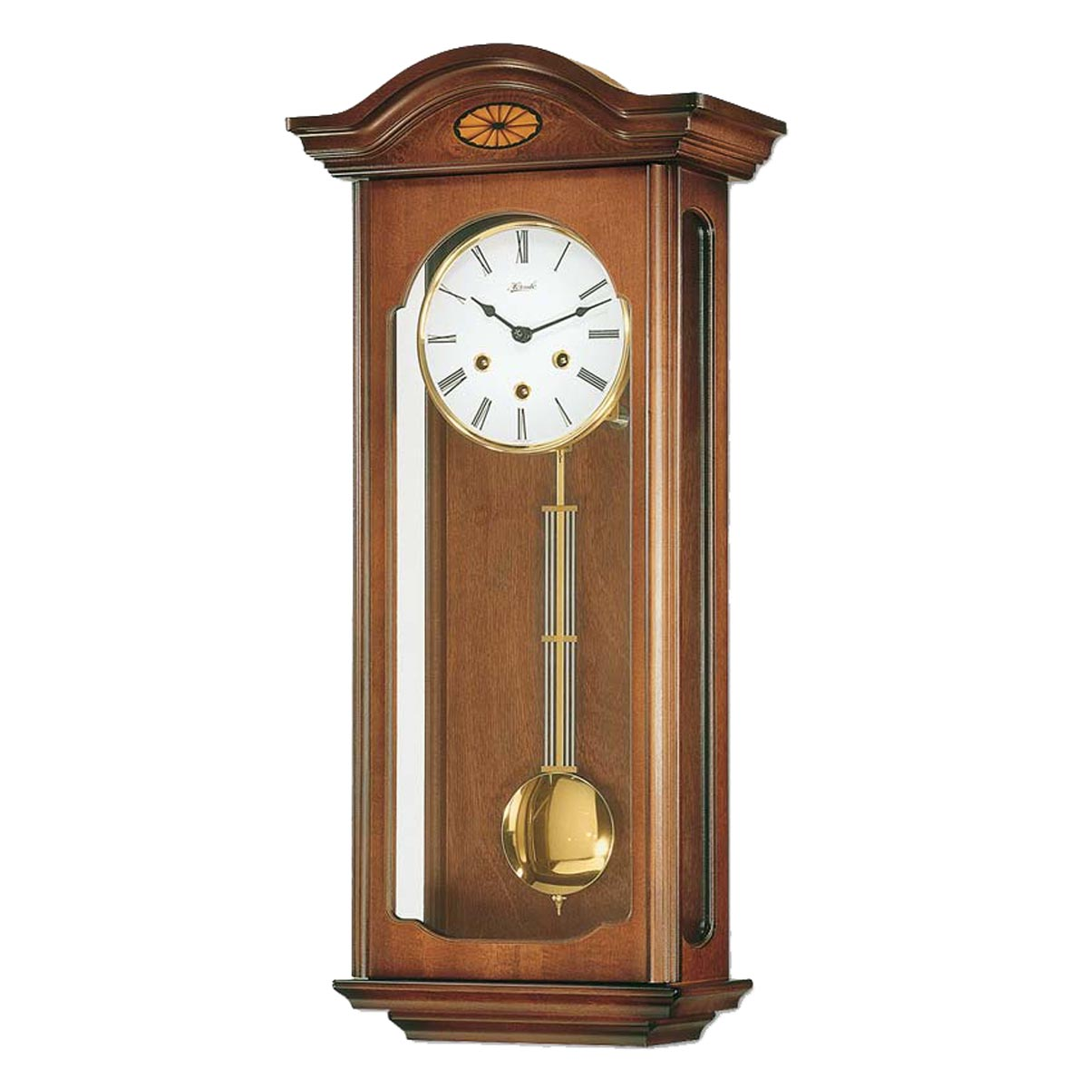 Hermle OXFORD-70456-030341 Regulator Wall Clock