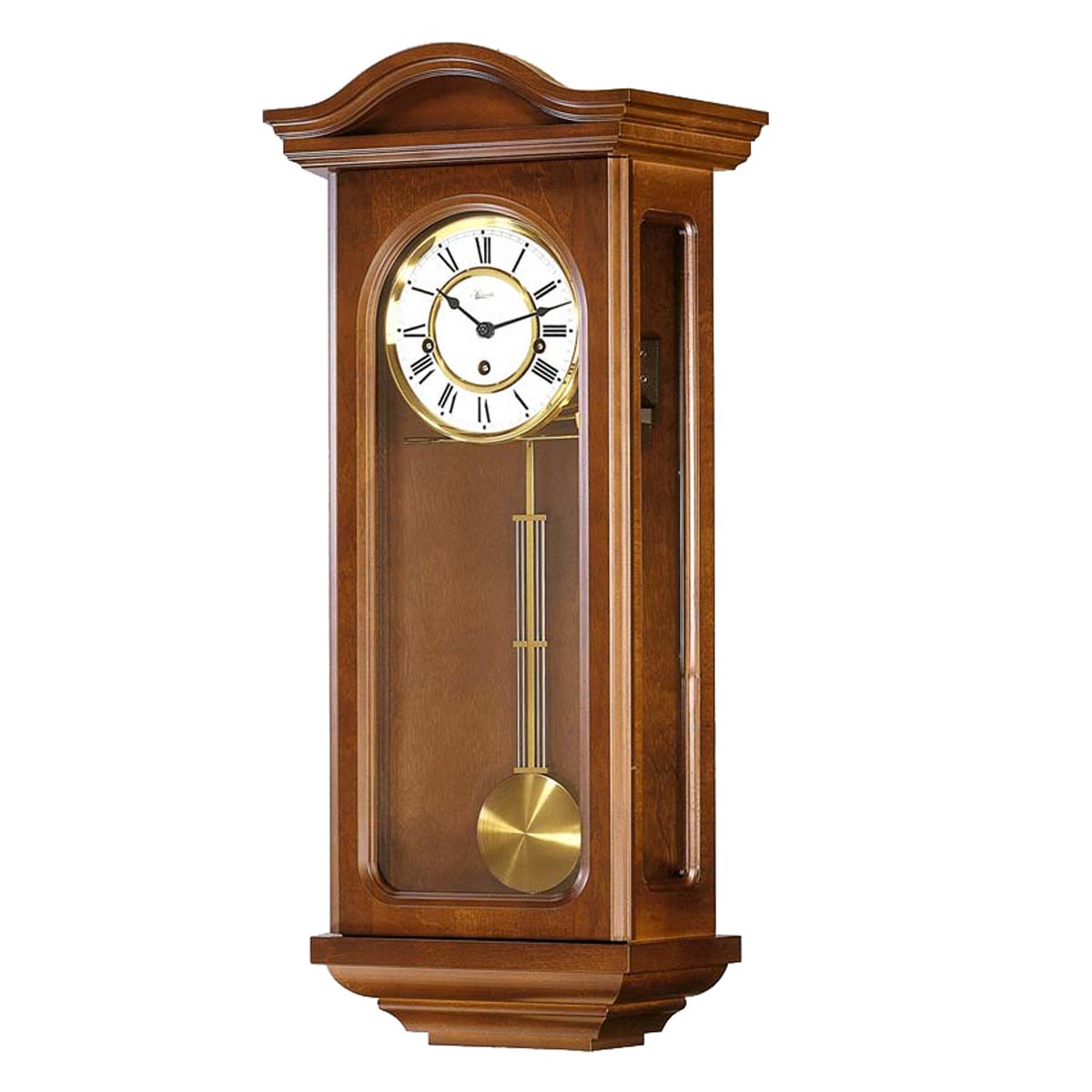 Hermle RILSTON-70290-030341  Regulator Wall Clock