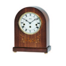 AMS 2154-1 Arched Mantel Clock