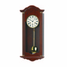 AMS 2619-1 Regulator Wall Clock