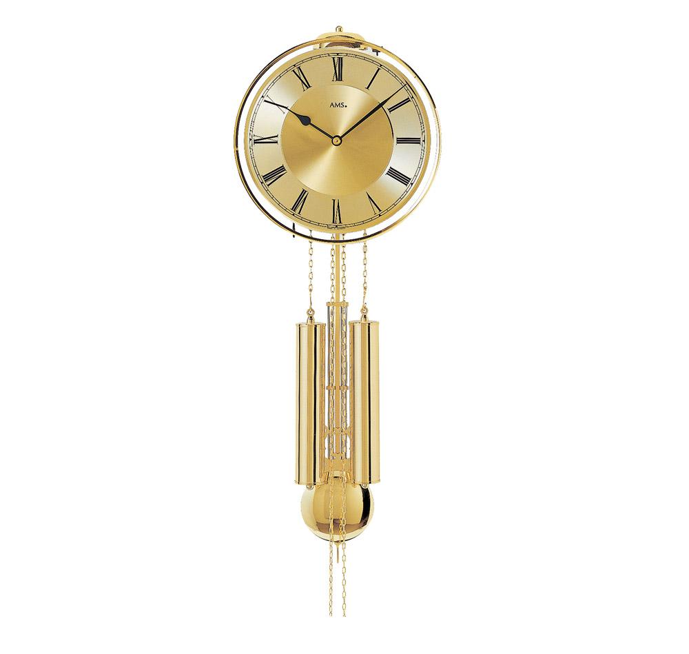 AMS 356 Pendulum Wall Clock