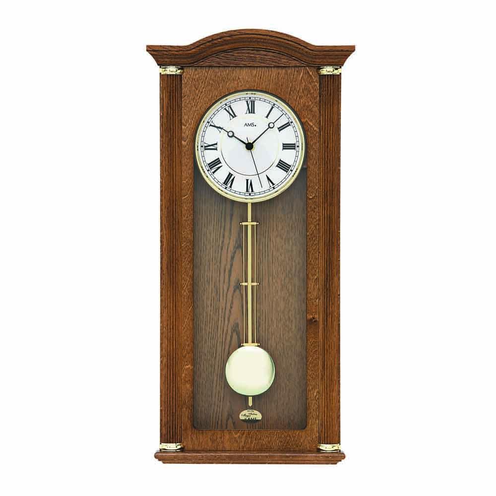 AMS 5014-4 Pendulum Wall Clock