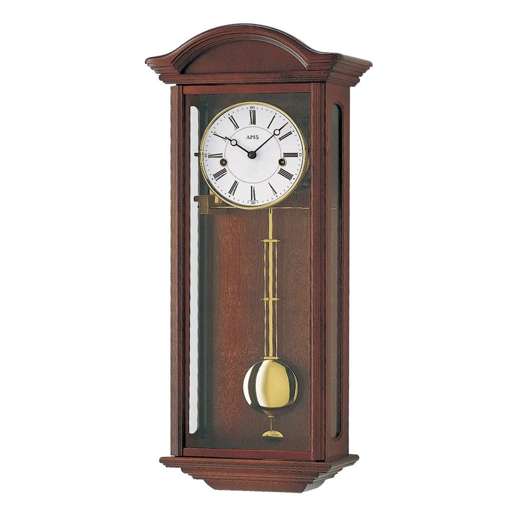 AMS 606-1 Regulator Wall Clock