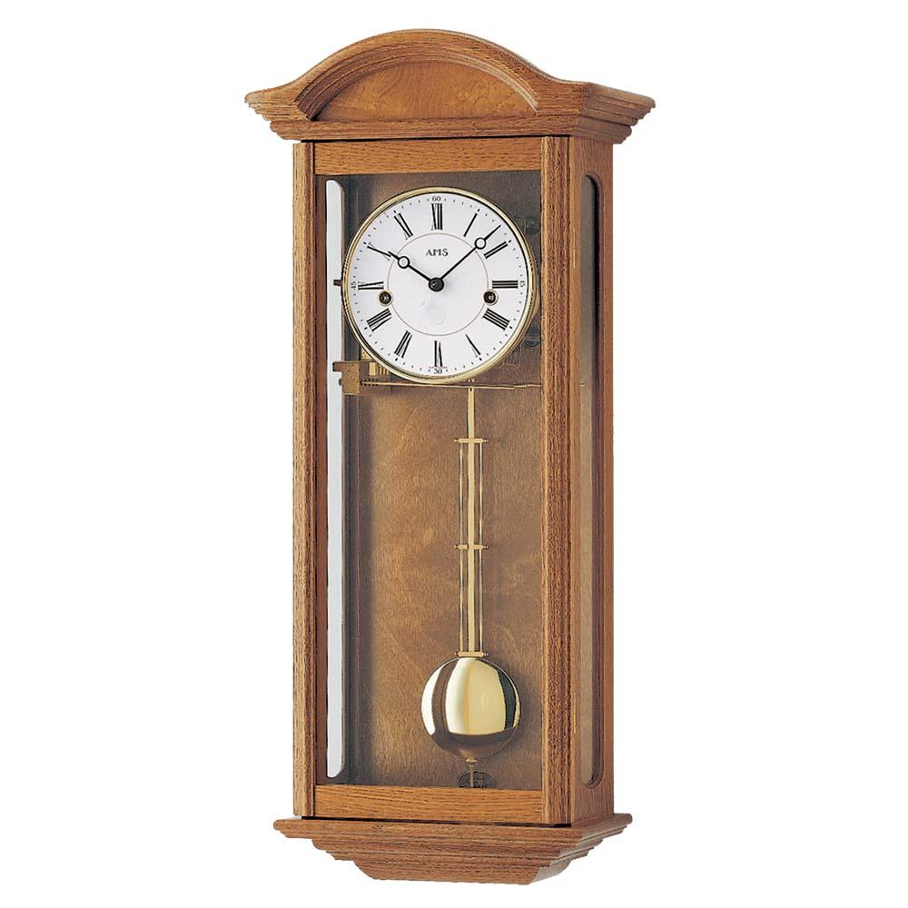 AMS 606-4 Regulator Wall Clock
