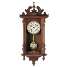 AMS 617-1 Regulator Wall Clock
