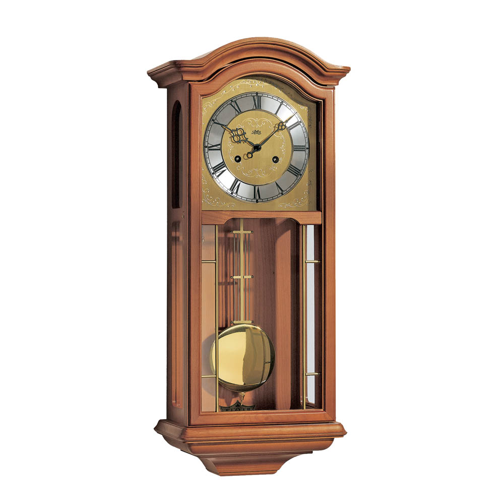 AMS 651-9 Regulator Wall Clock
