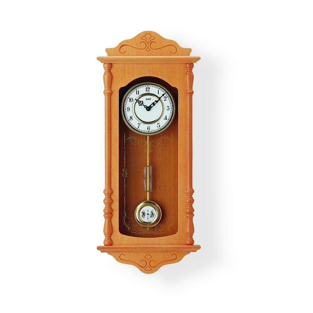 AMS 7013-16 Pendulum Wall Clock