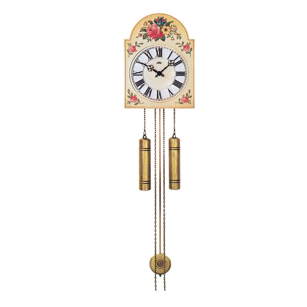 AMS 835 Pendulum Wall Clock