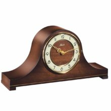 AURORA  21103-032114 Walnut Table Clock
