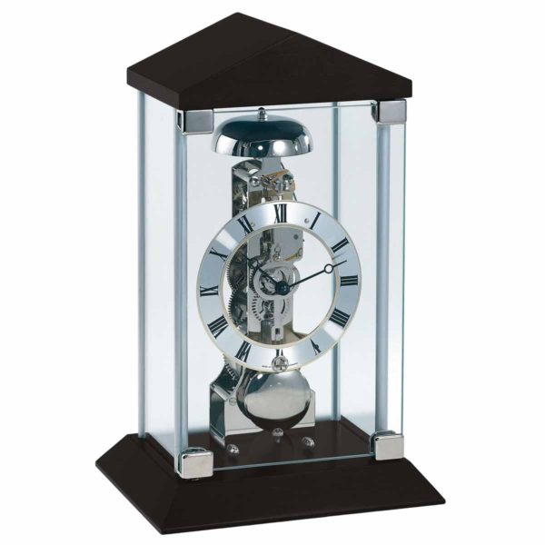 BARKINGSIDE 22786-740791  Black Table Clock