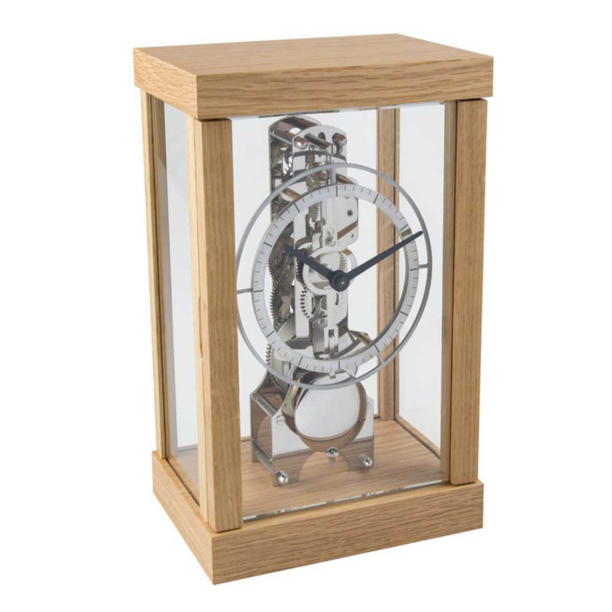 BATLEY 23048-050791 Mantel Clock Oak