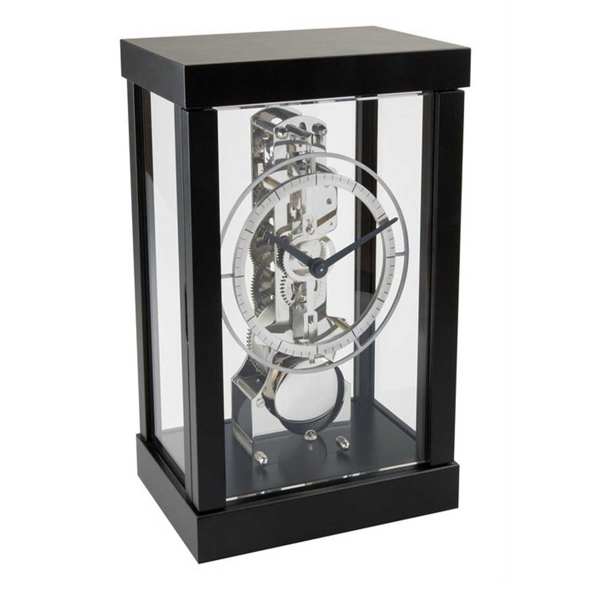 BINGLEY 23048-740791 Mantel Clock Black