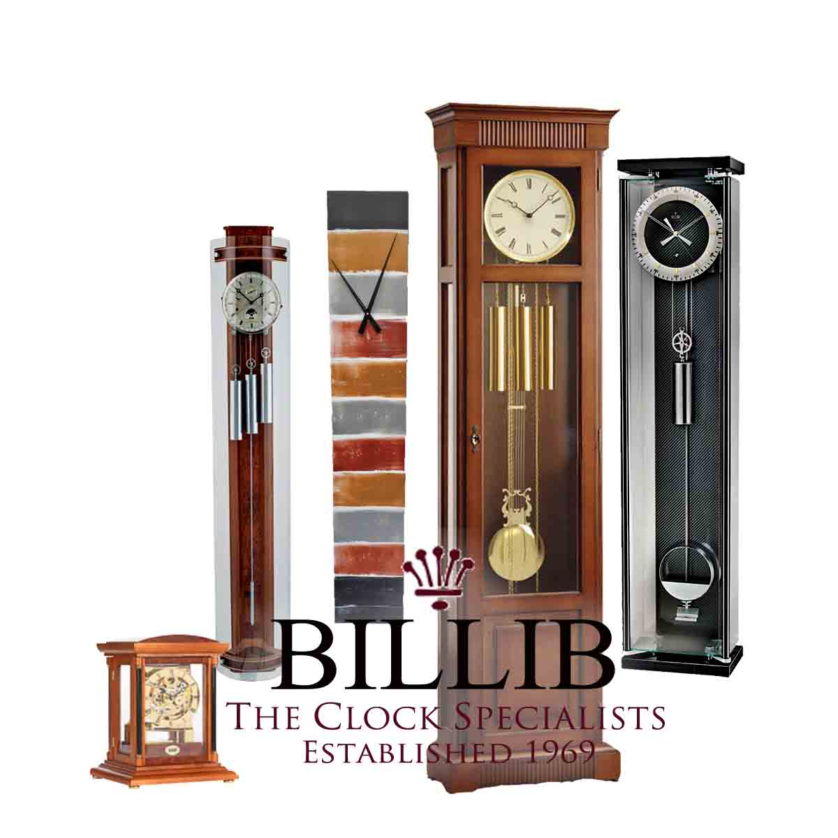 BilliB Clocks