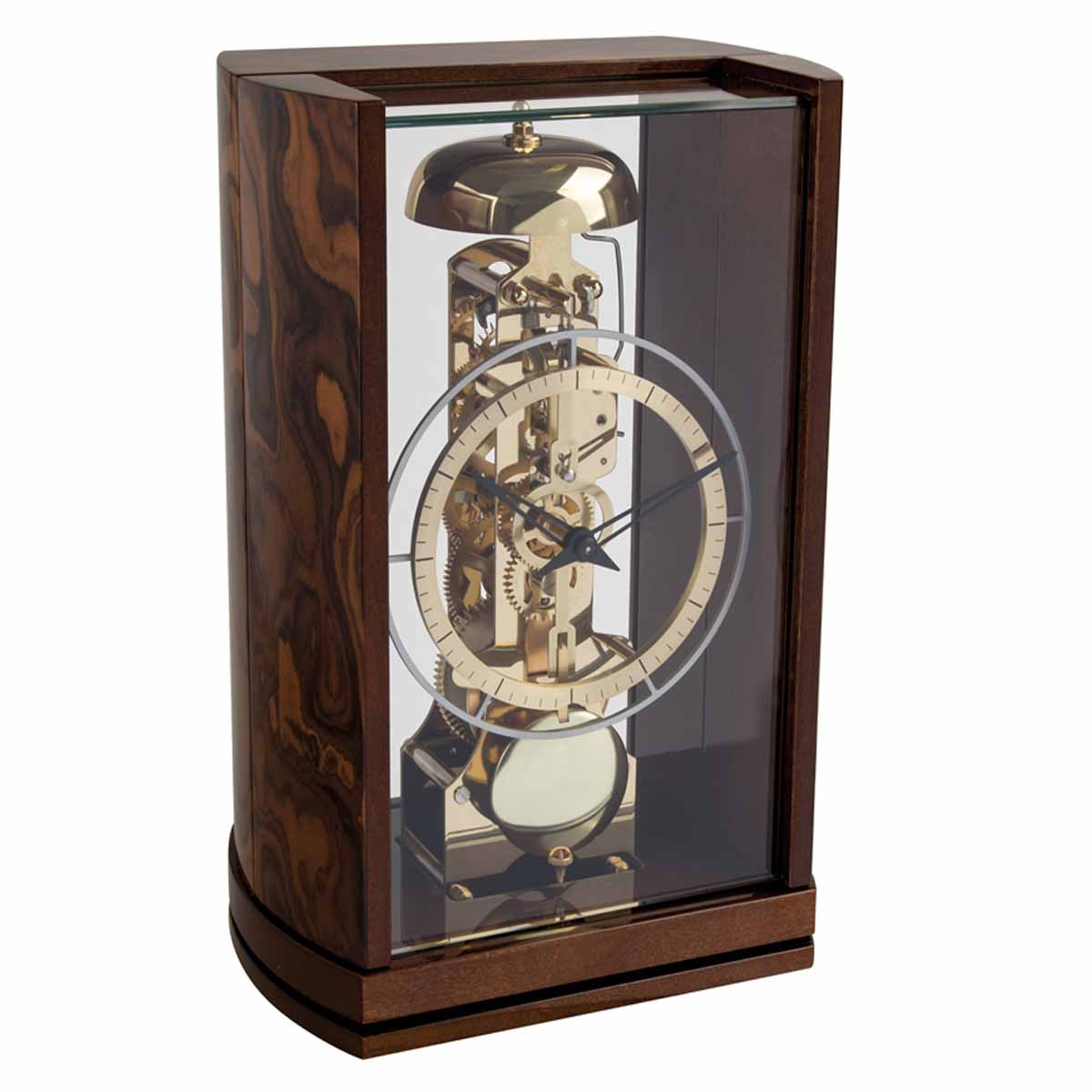 MORLEY 23050-R50791 California Burr Table Clock