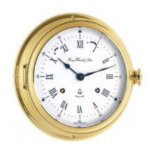 SALCOME 35065-000132 Ships Bell Wall Clock