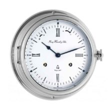 SELSEY 35066-000132 Ships Bell Wall Clock