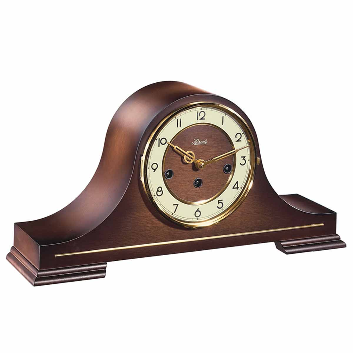 STEPNEY 21092-030340 Walnut Table Clock