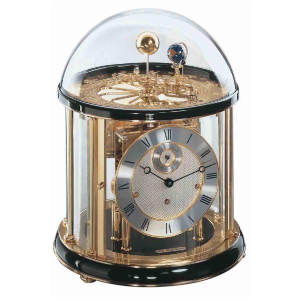 TELLURIUM I 22823-740352-Black Astrolubium Table Clock