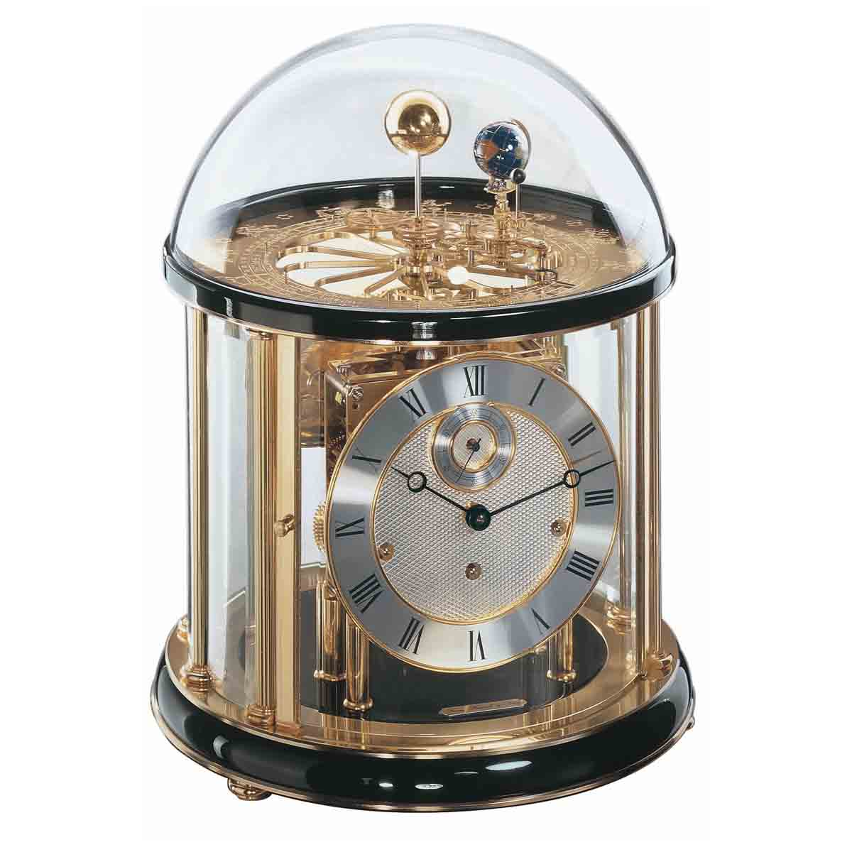TELLURIUM I 22823-740352-Black Astrolubium Table Clock