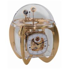 TELURIUM IV 23002-000352 Astrolubium Table Clock