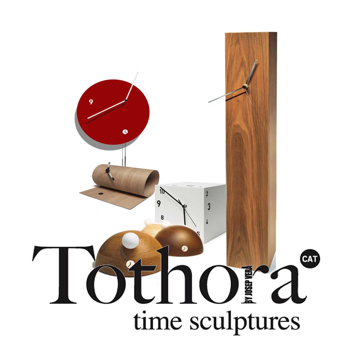 Tothora time sculpturs