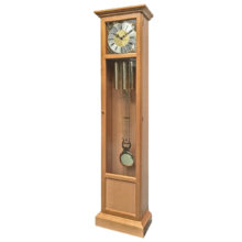 BilliB Rose Grandfather Floor Clock