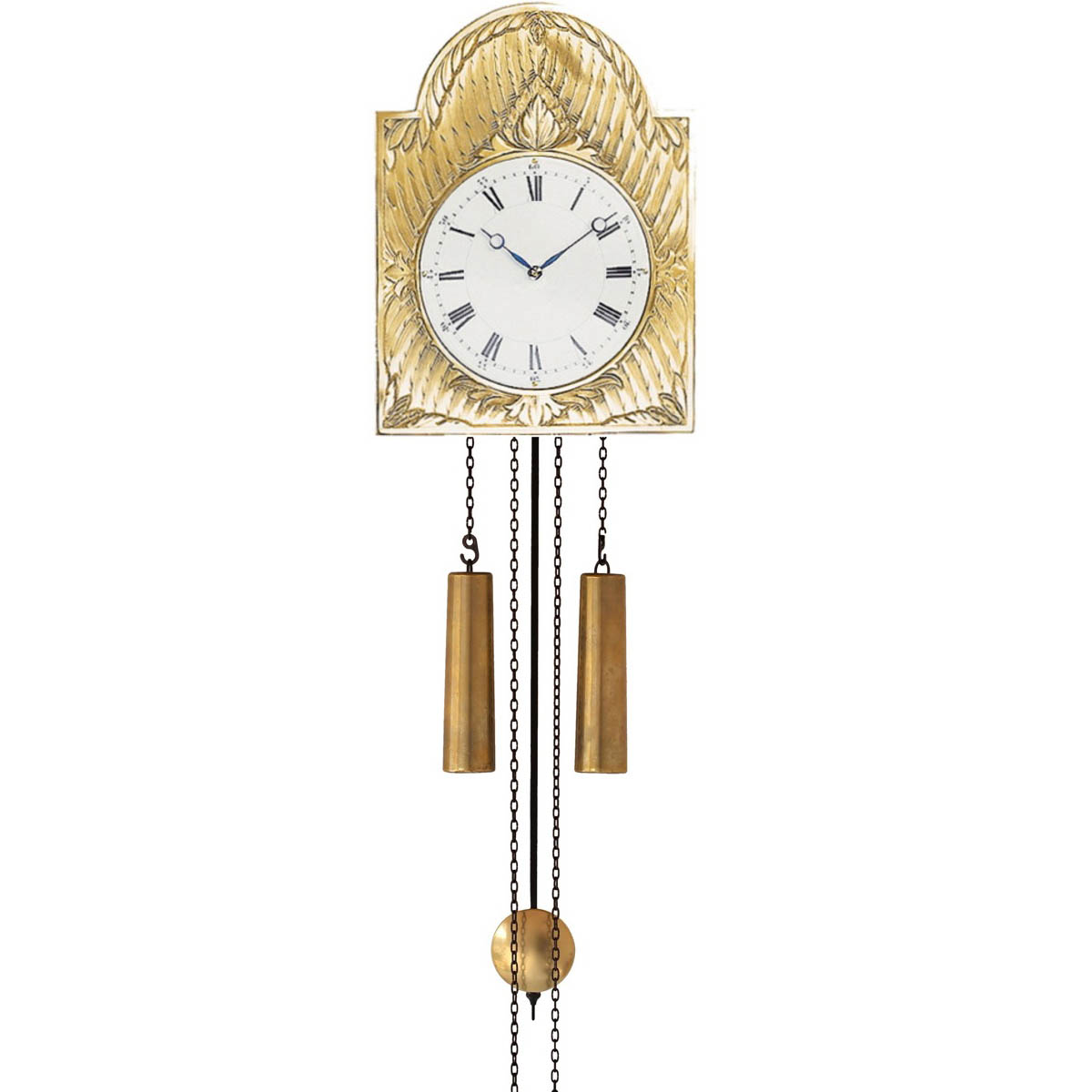 WU1140 Traditional Wall Clock