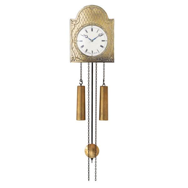 WU1150 Traditional Wall Clock