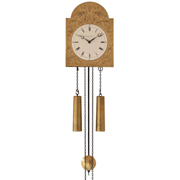 WU1160 Traditional Wall Clock