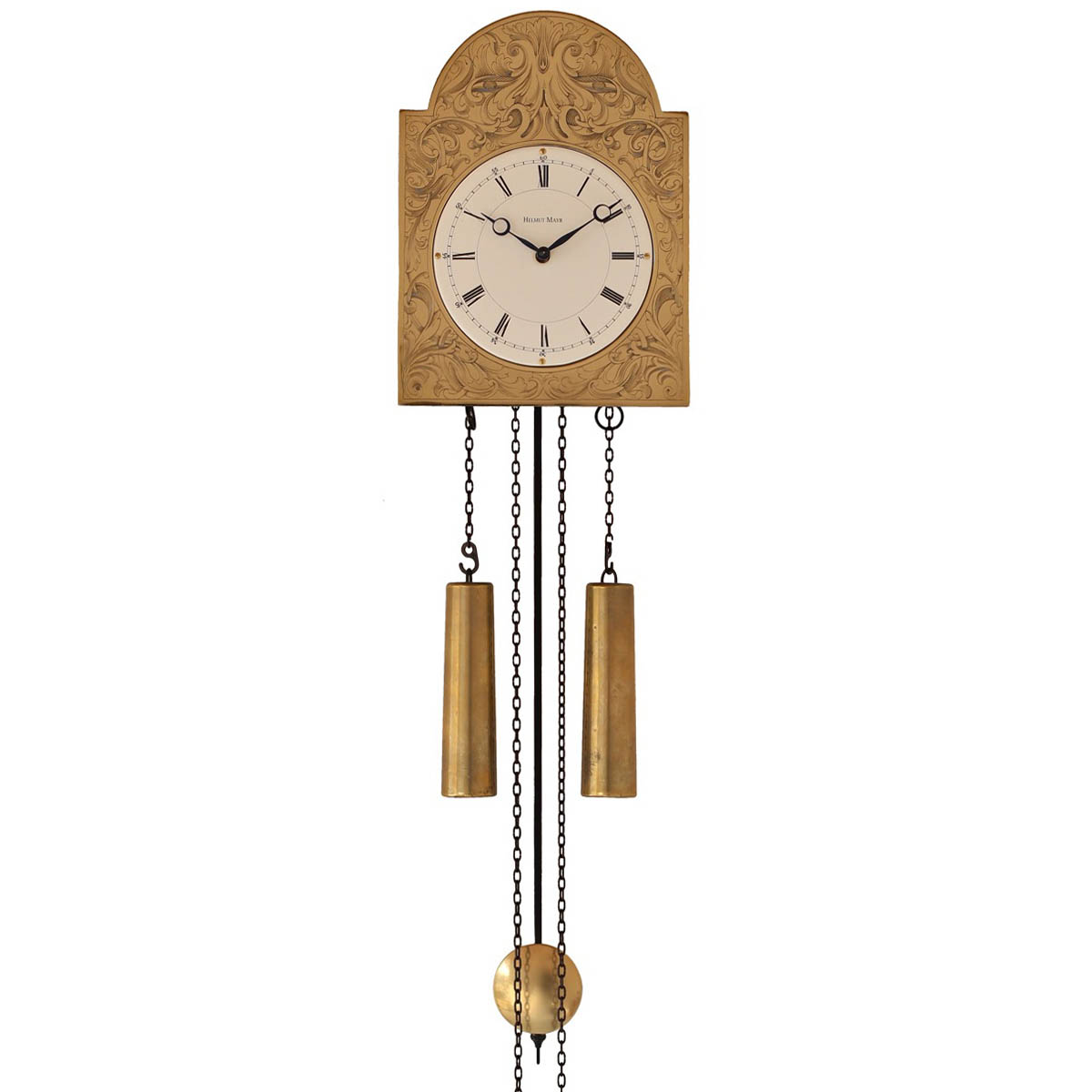 WU1160 Traditional Wall Clock