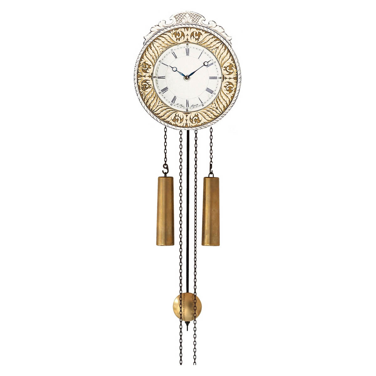 WU1170 Traditional Wall Clock