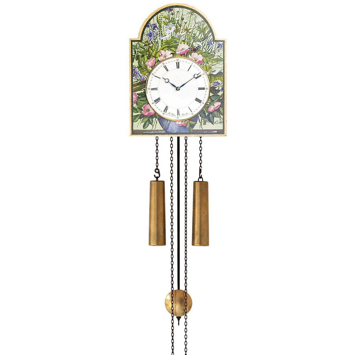 WU177 Traditional Wall Clock