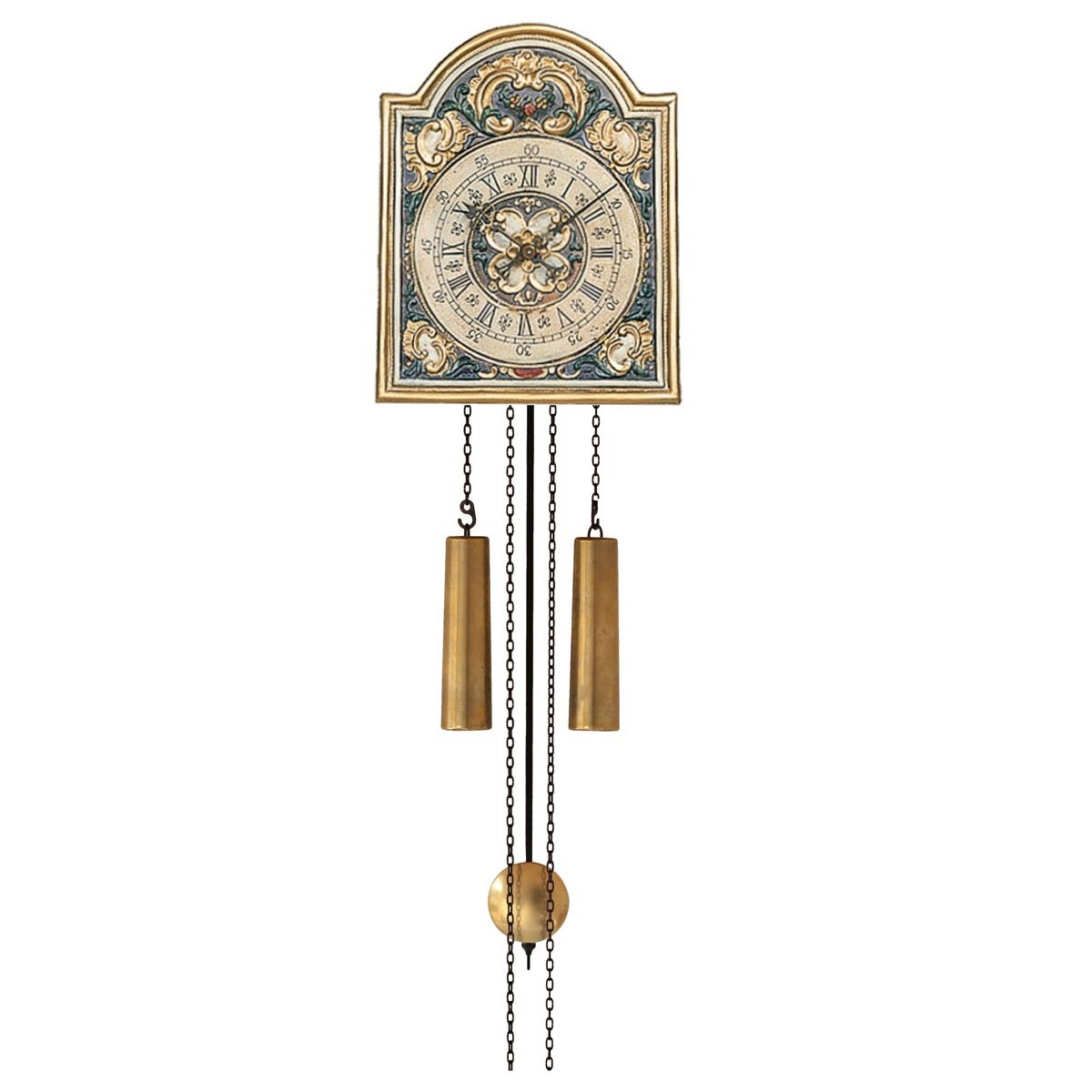 WU38 Traditional Wall Clock