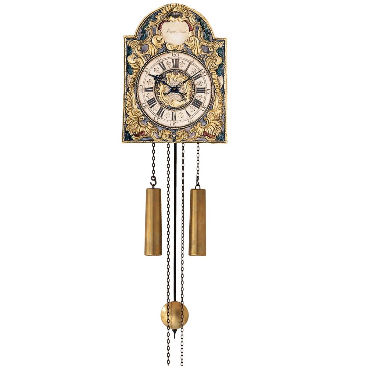WU53 Traditional Wall Clock