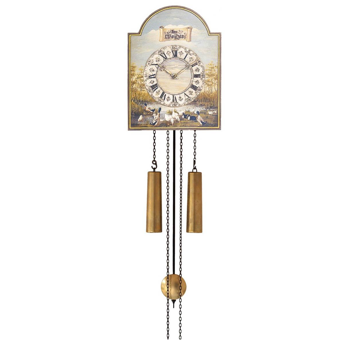 WU78 Traditional Wall Clock