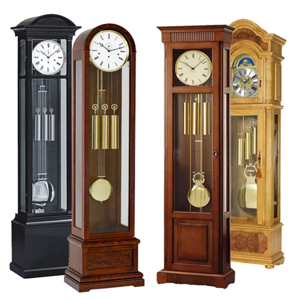 grandfather floor clocks