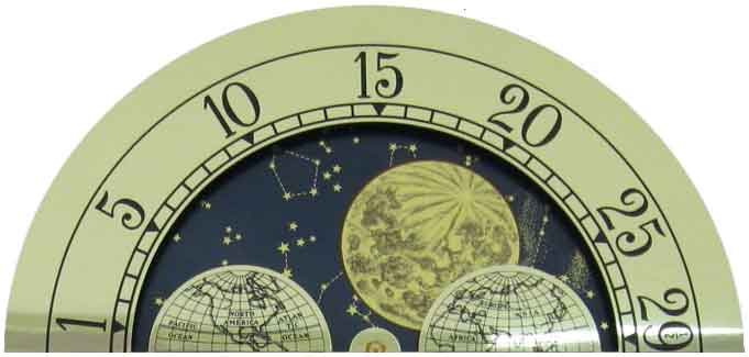 Moon Phase Dial