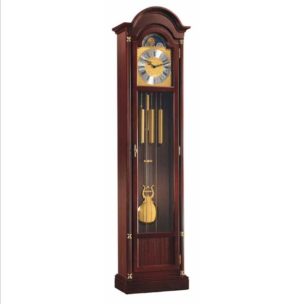 Hermle Grandfather Floor Clock - Kensington 01079-030453