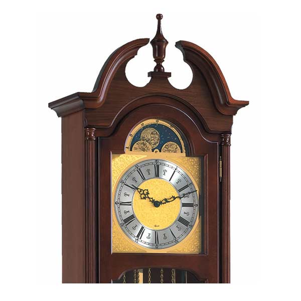 Hermle Grandfather Floor Clock Vallence 01221 030451