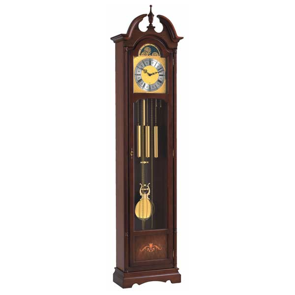 Hermle Grandfather Floor Clock - Vallence 01221-030453