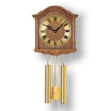 AMS 206-4 Pendulum Wall Clock