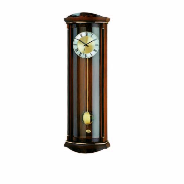 AMS 5080-1 Quartz Pendulum Wall Clock